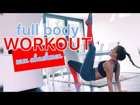 20 Übungen zum Abnehmen