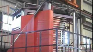 linia do produkcji folii stretch 3 warstwowy ct tl3 676 1800