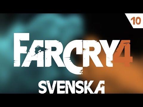 Far Cry 4 (Svenska) EP10 - Wingsuit