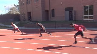 Workout Wednesday: Florida State Sprinters