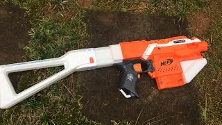 "Nerf ""St-Rifle"" or Rifle Stryfe Kit all the way from Australia."