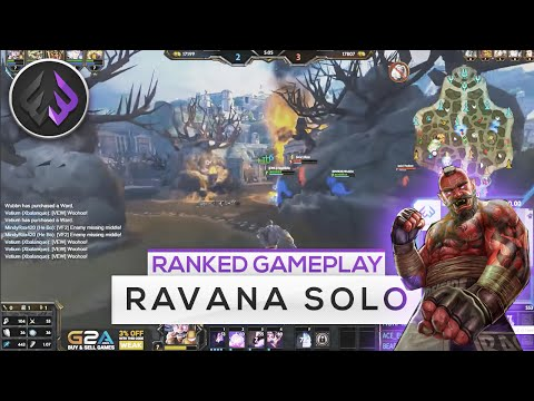 Ravana RANKED SOLO: I GOT SOLO