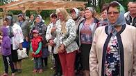В селе Овсорок Калужской области возрождается из небытия храм святых апостолов Петра и Павла