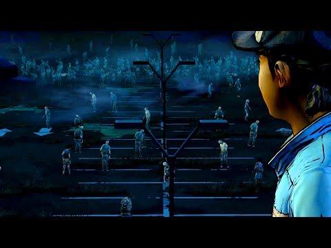 Clementine Calls the Zombie Herd (Walking Dead | Telltale Games)