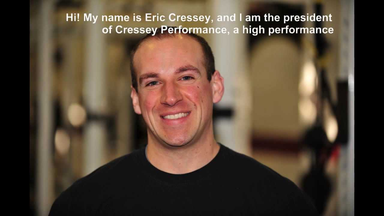 cressey men Assess and correct: breaking barriers to unlock performance take your athletic performance to the next.