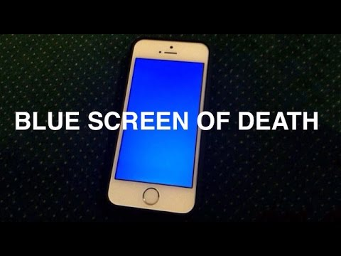 iphone blue screen iphone blue screen of 11658