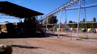 Schnepf Farms roller coaster