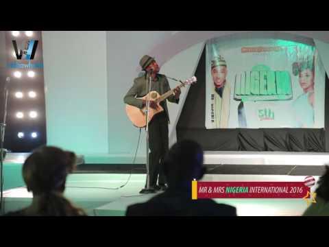 GT DA GUITARMAN LIVE AT THE MR & MISS NIGERIA INTERNATIONAL 2016 (Nigerian Entertainment)