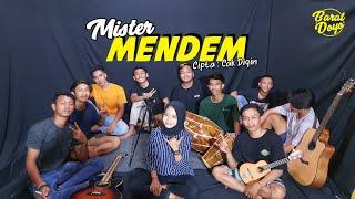 MISTER MENDEM (CAK DIQIN) - COVER BARAT DOYO TEAM
