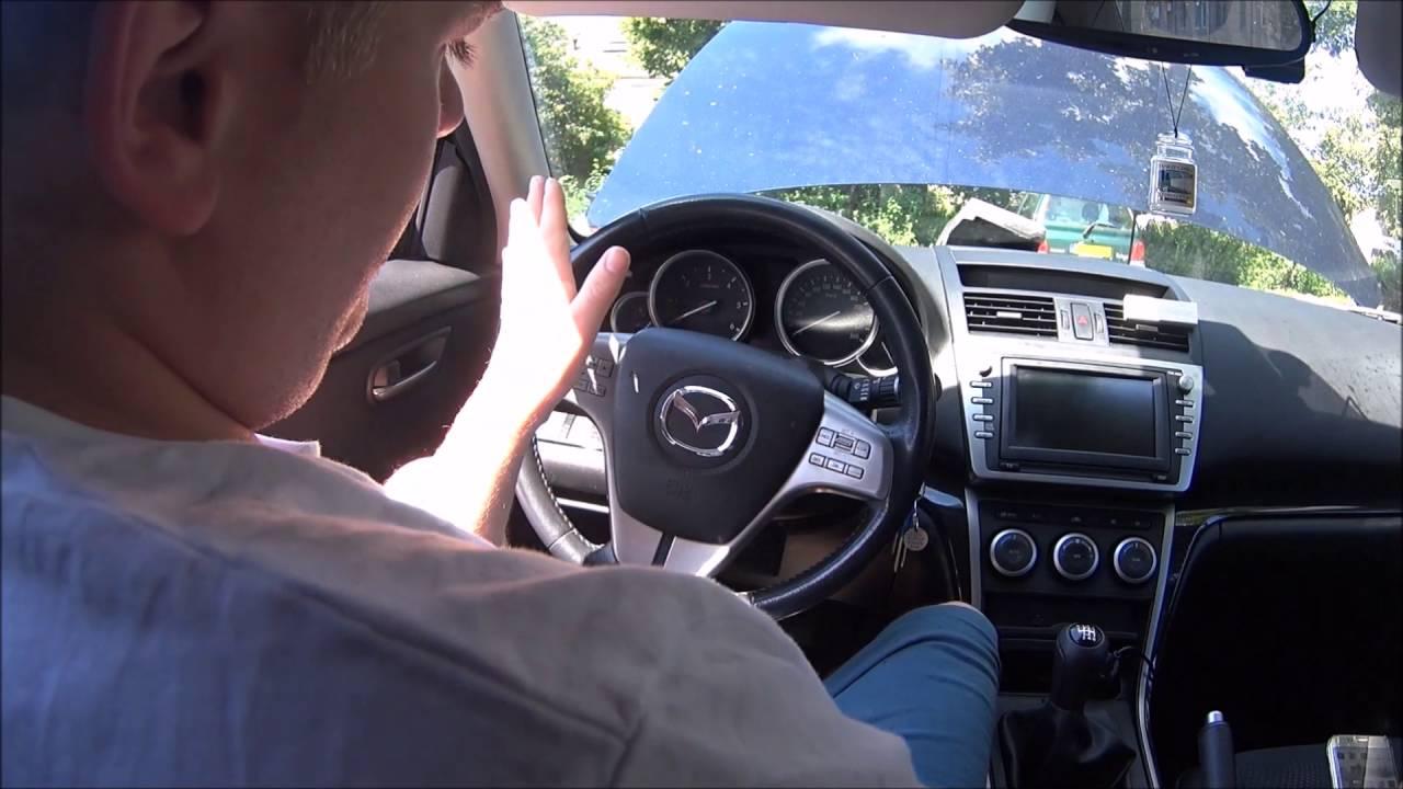 Inspekcja Olejowa Kasowanie Mazda 6 Gh Diesel 2 0 Deleting Inspection Oil Reset Dpf Youtube