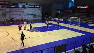 Serie B 2017/2018 Ruvo - CLN CUS Molise 5-4 Telecronaca di Barnaba Iannelli Sebastian