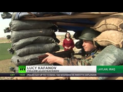 Blood for Oil? Black Gold Fuels Potential War Between Iraq and Kurdish region :: Lucy Kafanov