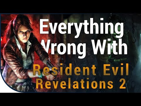 GAME SINS | Everything Wrong With Resident Evil: Revelations 2