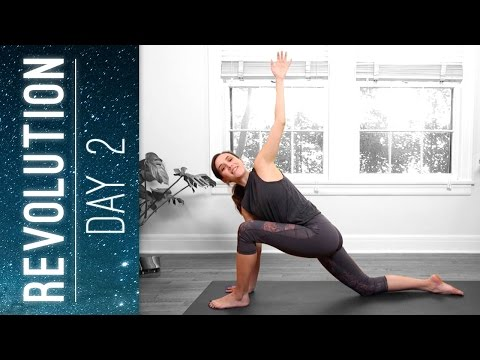 Revolution - Day 2 - Practice Intention - Yoga With Adriene