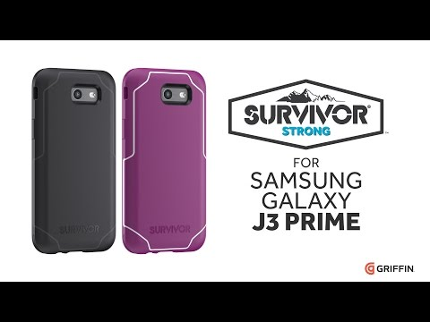 NEW AT T-MOBILE - Survivor Strong for Galaxy J3 Prime