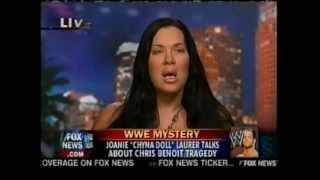 The death of Chris Benoit (On the Record w- Greta Van Susteren) Part 2