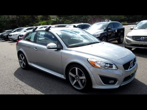 2013 volvo c30 t5 r design walkaround start up exhaust. Black Bedroom Furniture Sets. Home Design Ideas