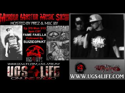 Fame Faiella on Crowd Participation and doing shows with Lench Mob and others