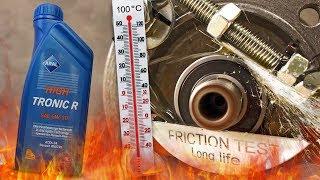 Aral High Tronic R 5W30 Jak skutecznie olej chroni silnik? 100°C