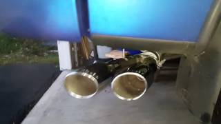 Exhaust tip tone difference!