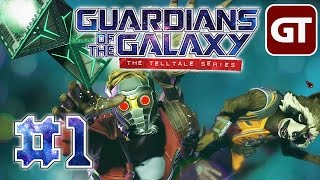 Thumbnail für das Guardians of the Galaxy: The Telltale Series Let's Play