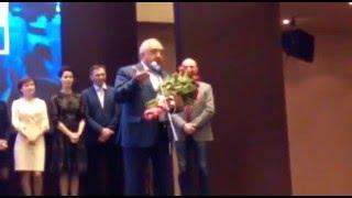 """Ренат Акчурин на премьере фильма  """"Близко к сердцу"""""""