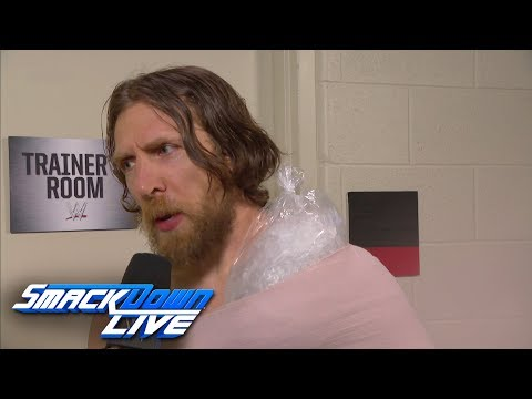 Daniel Bryan promises to make Big Cass pay at WWE Backlash: SmackDown LIVE, April 24, 2018