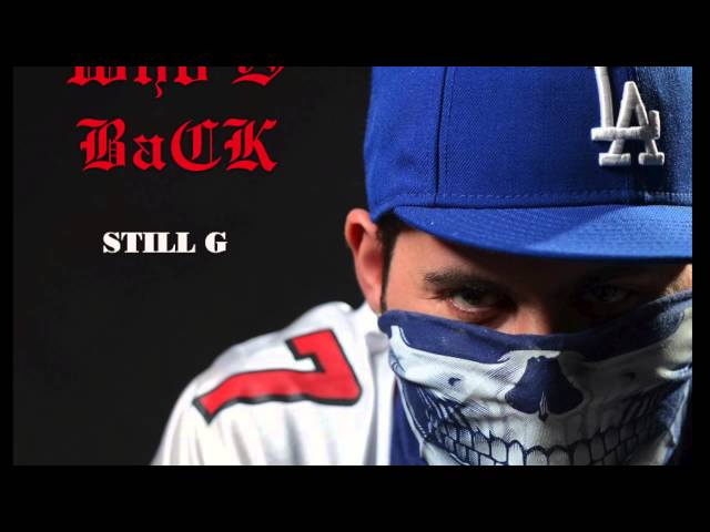 Guess Who's Back - StiLL G (ITALIAN G-FUNK)