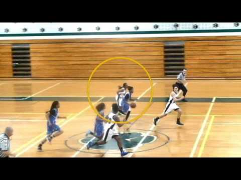 Rya Nelson 2015 - 2016 Thomas Stone High School Mid-Season Highlights