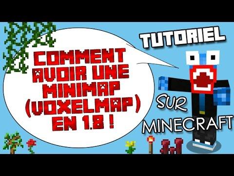 VoxelMap для Minecraft  -