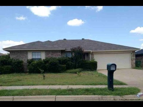 Fort Worth Homes for Rent: Watauga Home 3BR/2BA by Fort Worth Property Management