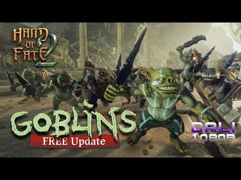 FIRST LOOK Hand of Fate 2 - Goblin Faction Free Update