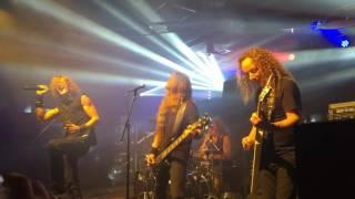 Hellraiser - Vicious Rumors @ Liljan, Borlänge 20151104