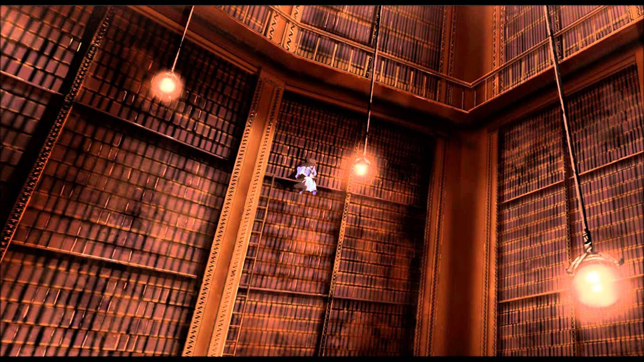 my magic library by - photo #22
