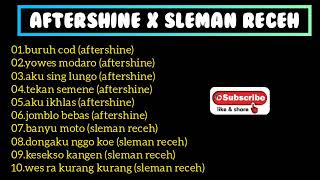 Download lagu aftershine full album terbaru + sleman receh