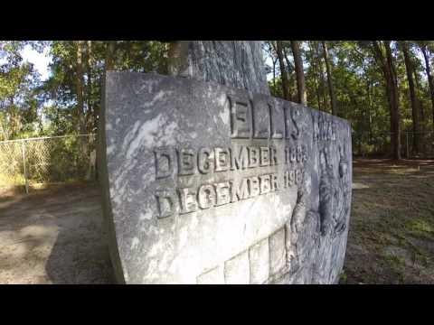 Ellis Mize Gravesite in Alachua County