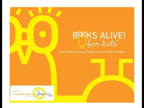 Learning Through Art, Cincinnati: Books Alive! For Kids® Training for The Very Hungry Caterpillar