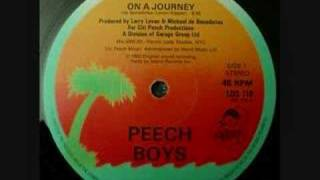 Peech Boys - On a journey