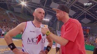 Gortat Team vs Wojsko Polskie   Weekend z ESKA TV