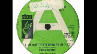 carla thomas + i like what you