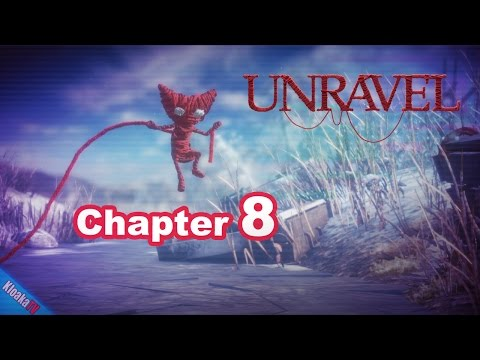 Unravel - Chapter 8 - Reach Out Walkthrough - All Secrets & Obsessive - The Letter