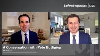 Buttigieg impersonates Pence