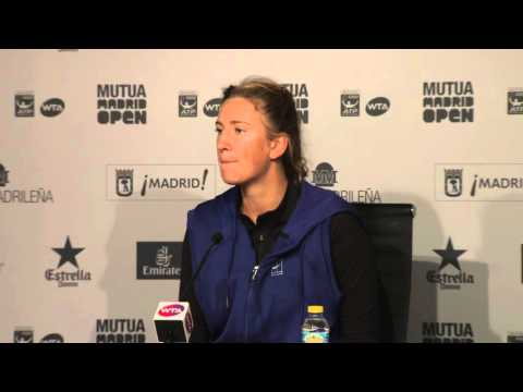 Victoria Azarenka Withdraws From 2016 Mutua Madrid Open
