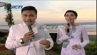 Penampilan Maruli Tampubolon & Jessica Iskandar Kamulah Takdirku Love In Bali Ra