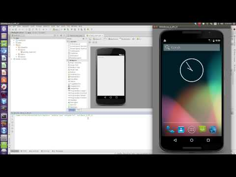 Getting Started with Android Studio 1.0.1 (Take 2)