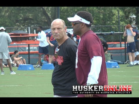 HOL HD: Mike Riley from the Adidas 3 Stripe Tour