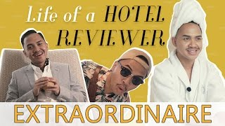 Life of A Hotel Reviewer - TSL Comedy