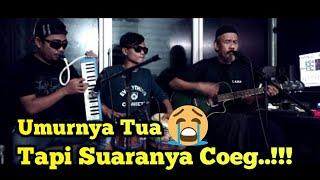 Suaranya Mirip Bangets Sama Iwan Fals  - Entah iwan Fals Cover Bogrex irama Feat F Bayu