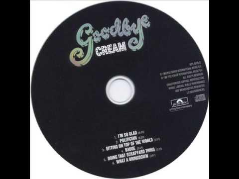 CREAM - Goodbye 1969 Full