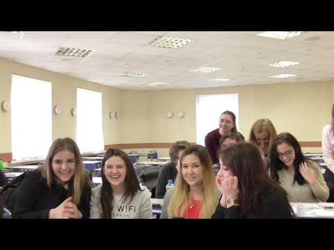 Эмоции студентов на деловой игре по экономике
